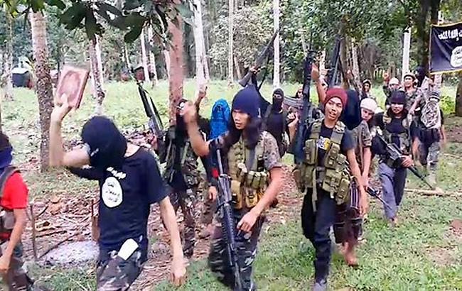 """Боевики """"Исламского государства"""" открыли новый фронт войны на Филиппинах"""
