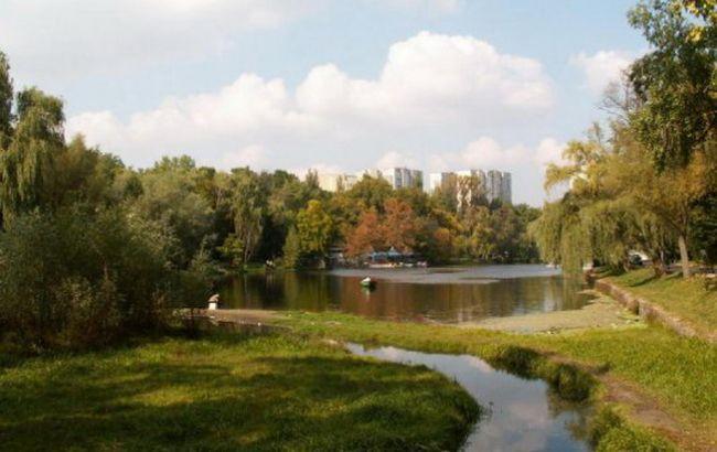 """Фото: парк """"Нивки"""" в Киеве"""