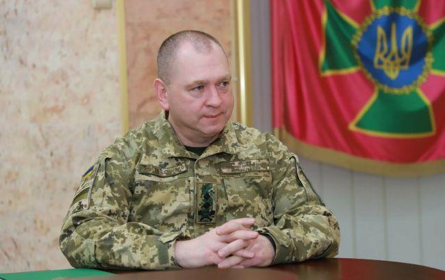 Україна посилено охороняє кордони з Білоруссю та Росією