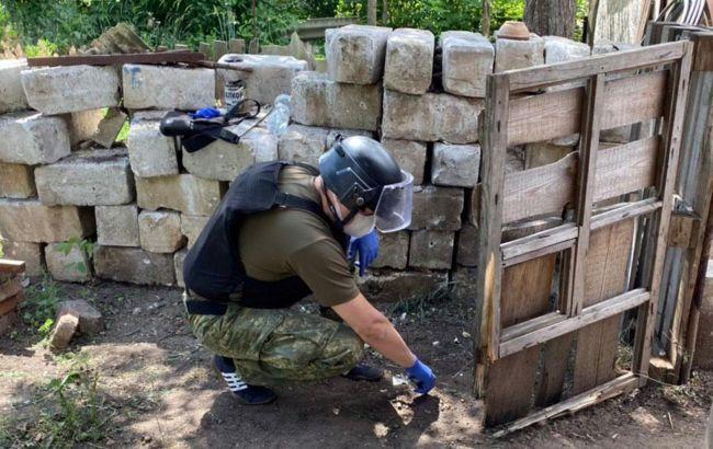 На Донбасі на території приватного сектору стався вибух, поранена жінка
