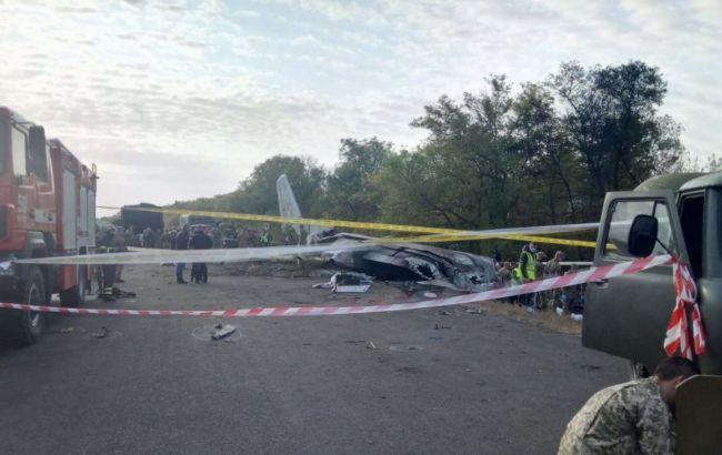 Катастрофа АН-26: ДБР спростовує інформацію про відмову двигуна