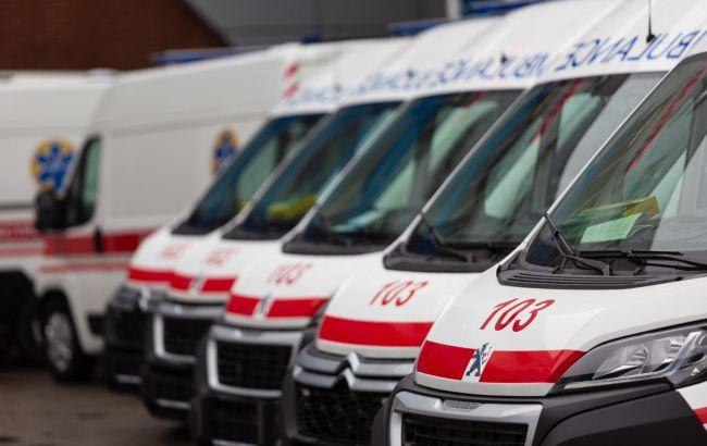 В Одессу доставили реанимобили с аппаратами ИВЛ для борьбы с коронавирусом