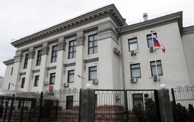 Фото: Посольство РФ в Киеве (2000.ua)