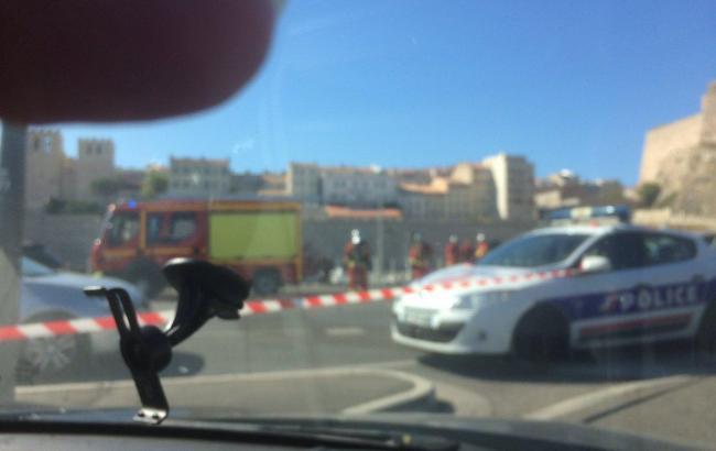 У Марселі затримали водія, який в