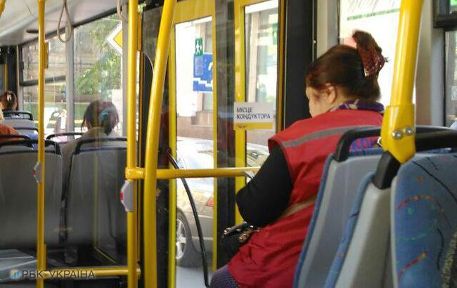 Фото: київський тролейбус (РБК-Україна)