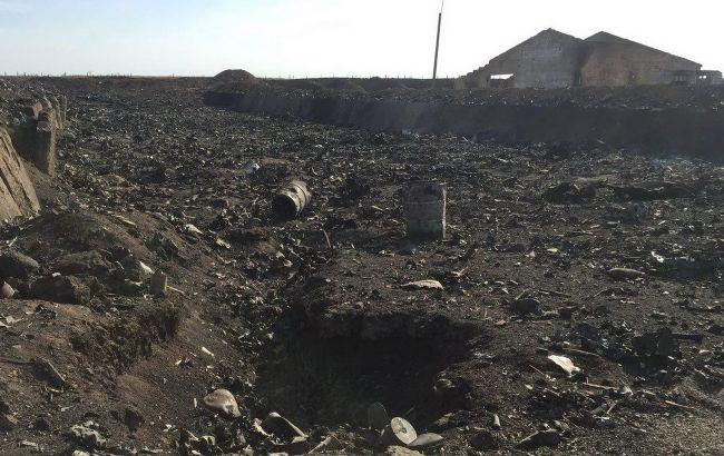 У справі про вибухи боєприпасів під Маріуполем через три роки оголосили підозру