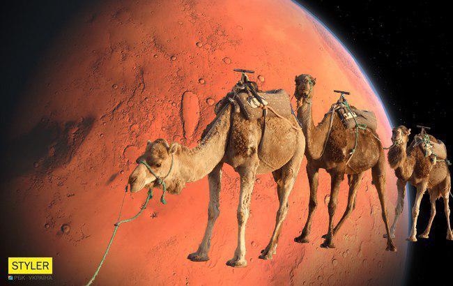 В Арабских Эмиратах создадут условия жизни, как на Марсе