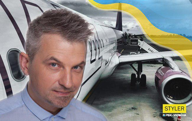 """""""Літайте в ср*ку"""": Известная авиакомпания угодила в языковой скандал"""