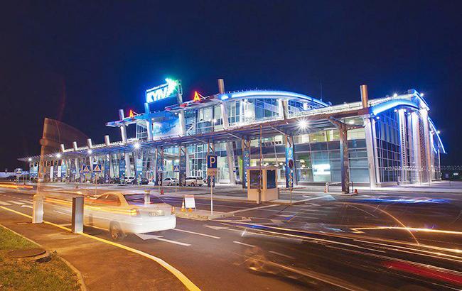 Сообщения оминировании аэропортов в6 городах государства Украины оказались ложными,— милиция