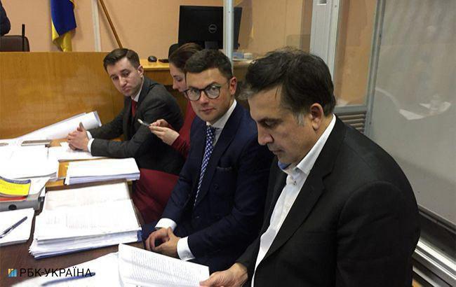 Саакашвили подал всуд наМинюст Украины