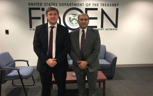 США готові допомогти Україні створити Службу фінрозслідувань