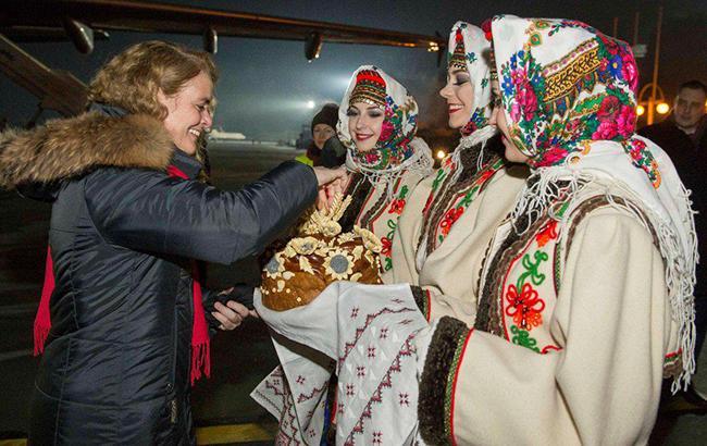 Генерал-губернатор Канади прибула до Львова
