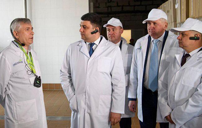 Фото: Владимир Гройсман (twitter.com/VGroysman)