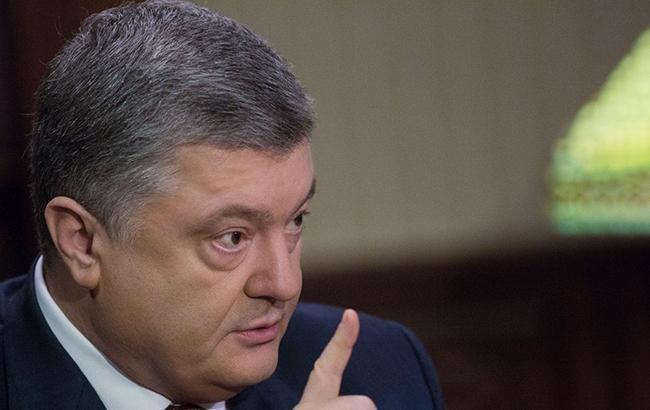 Порошенко отреагировал на задержание Савченко