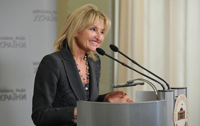 Фото: Ирина Луценко (пресс-служба Ирины Луценко)
