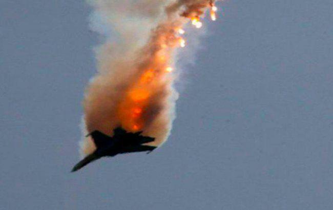 У Сирії збили бомбардувальник Су-24