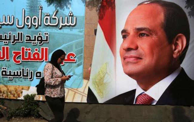 У Єгипті відбуваються триденні вибори президента