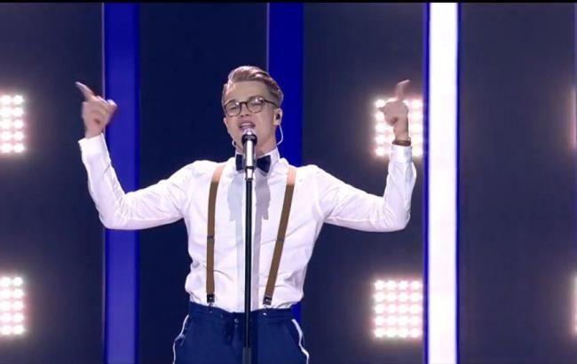 Фото: Миколас Йозеф - Mikolas Josef (скріншот з відео)