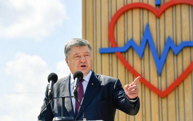 Фото: Петро Порошенко (prezident. gov.ua)