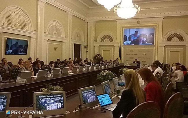 Комітет підтримав остаточну редакцію поправок до законопроекту про антикорупційний суд