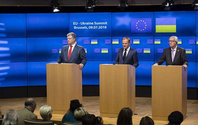 Лідери Євросоюзу і України підтвердили стратегічне партнерство