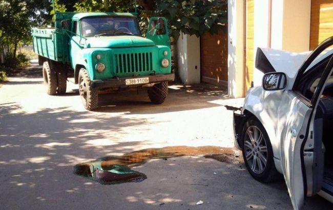 Напад на активістів в Одесі: у поліції немає інформації про замах