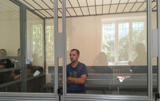В Херсоне подозреваемого в нападении на Гандзюк арестовали до 16 октября