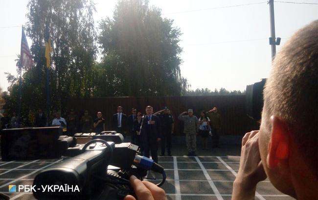 На службу у ряди КОРД 31 серпня були прийняті 26 чоловік