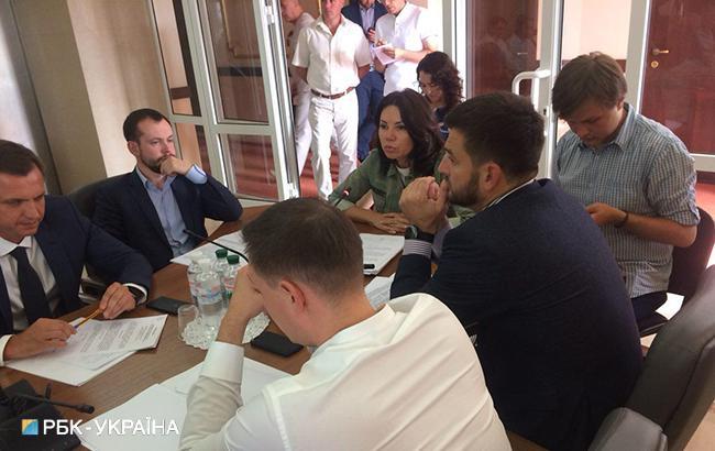 Фото: засідання комітету (РБК-Україна)
