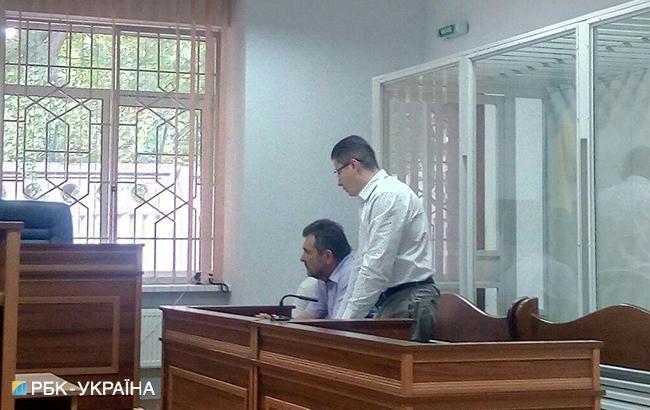 Суд арештував посаадовця Держгеонадр Фощія із правом внесення застави