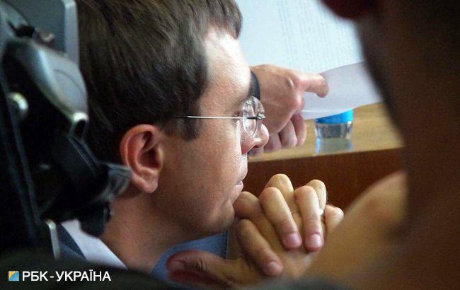 Прокурор в суді просить обрати Омеляну заставу в 5 млн гривень