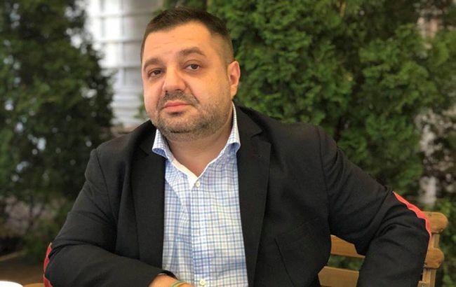 """Грановський викрив фейк про його """"обід"""" з головою ЦВК"""