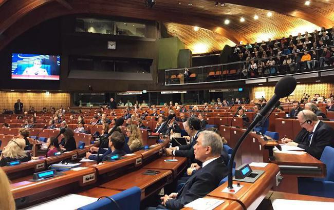 ПАСЕ определится по резолюции о возвращении делегации РФ во вторник, - нардеп