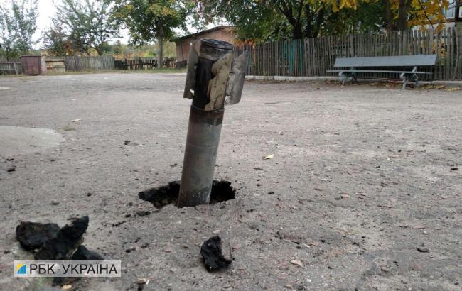 Фото: после взрывов в Ичне (РБК-Украина)