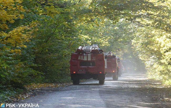 Фото с места событий (РБК-Украина)