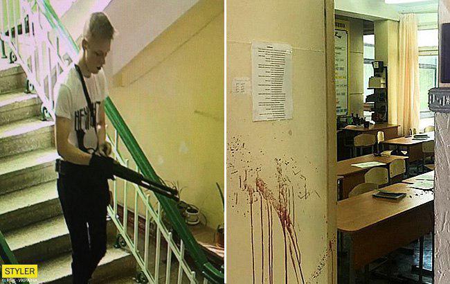 Взрыв в Керчи: в вещах Рослякова нашли важный вещдок