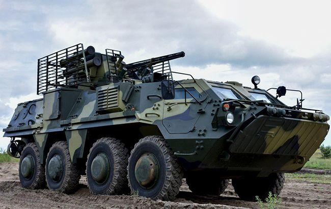 ВСУ получили первые БТР-4 из новой украинской бронестали