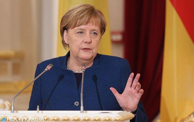 Меркель прокоментувала розміщення миротворців ООН на Донбасі