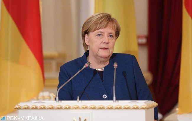 Меркель: Німеччина є найбільшим донором гуманітарної допомоги Україні