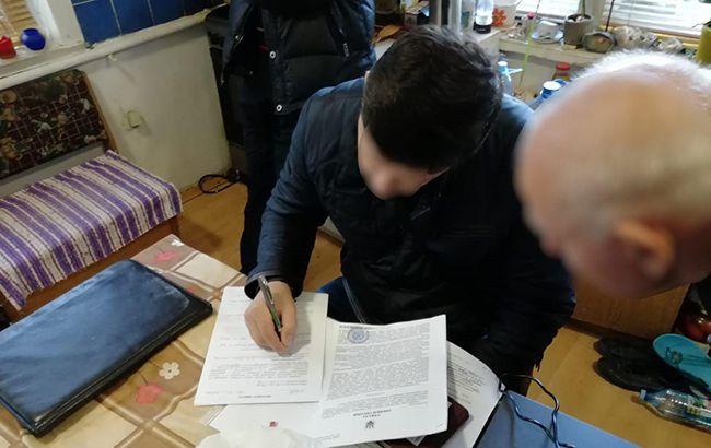 Прокуратура АРК затримала підозрюваного в сепаратизмі громадянина України