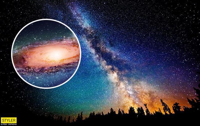 Астрономы обнаружили необычную галактику-призрак