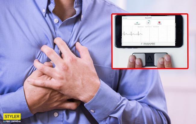 Розроблено додаток для смартфона, який діагностує серцеве захворювання