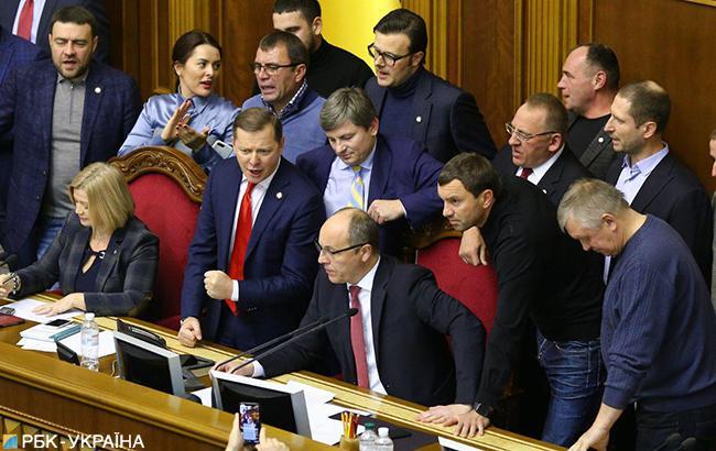 Права и выборы: как Верховная рада вводила военное положение