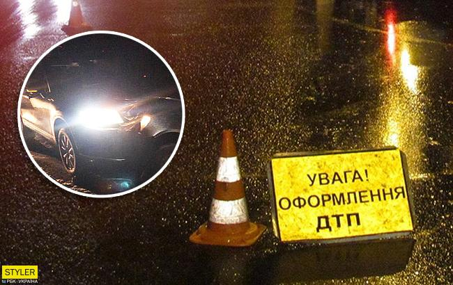 """""""Беда не приходит одна"""": нардеп от """"Самопомочи"""" попала в ДТП"""