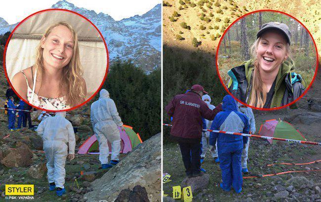 В Марокко террористы ИГ обезглавили двух девушек из Европы