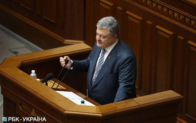 Порошенко погодився подати зміни до Конституції Криму, - Чубаров