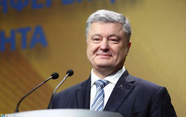 Письменники підтримали кандидатуру Петра Порошенка на пост президента
