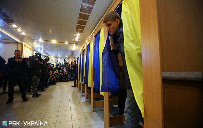 Під Черніговом намагалися підпалити виборчу дільницю