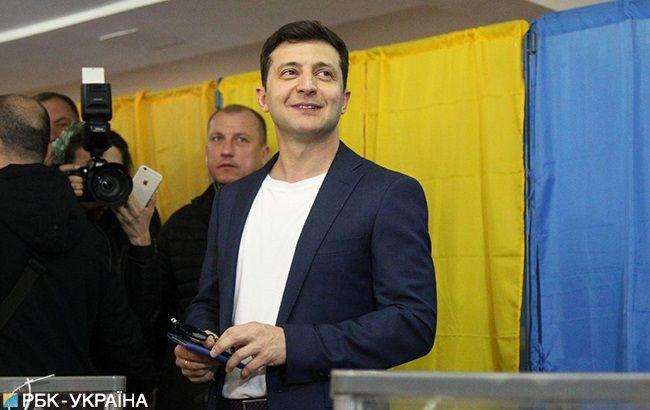 Зеленський оголосив про перемогу на виборах