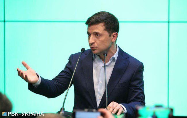 Зеленський сьогодні проведе консультації з фракціями по розпуску Ради